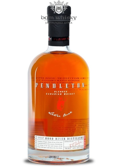 Pendleton Canadian Whisky / 40% / 0,75l