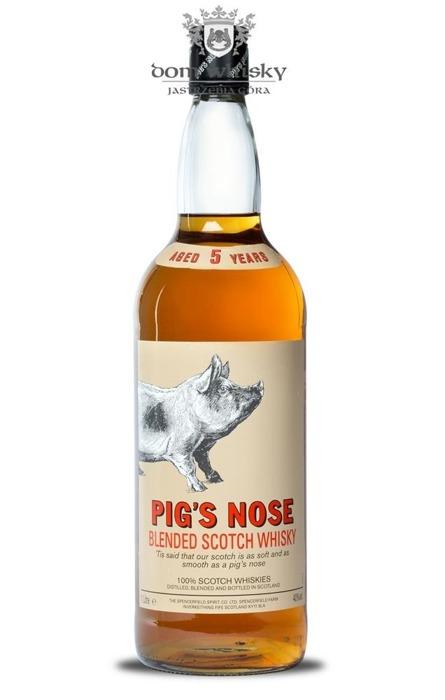 Pig's Nose 5-letni / 40% / 1,0l