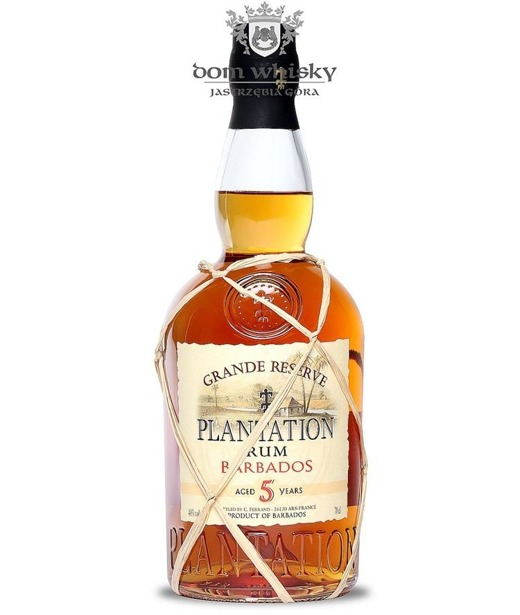 Plantation Gran Reserva Barbados Rum, 5-letni/ 40% / 0,7l