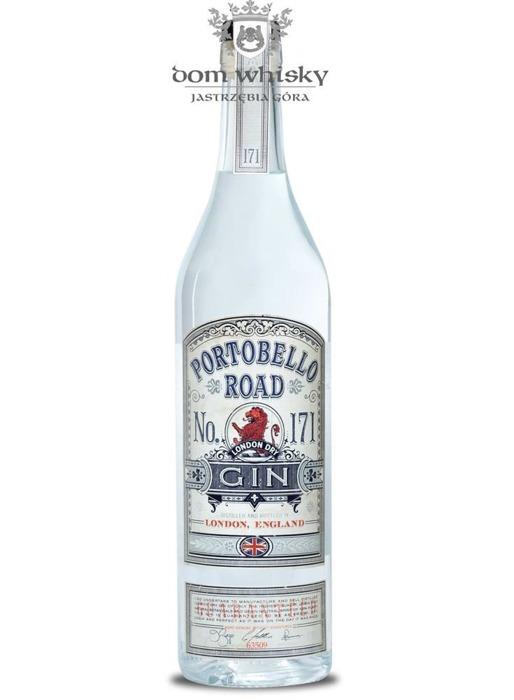Portobello Road London Dry Gin No. 171 / 42% / 0,7l