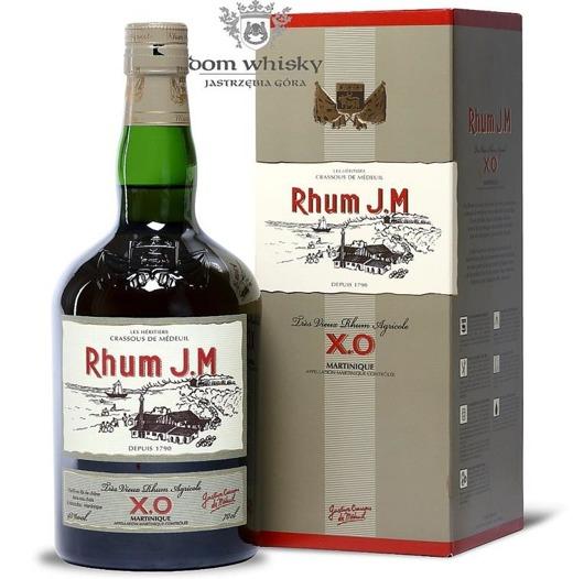 Rhum J.M Tres Vieux X.O (Martinique) / 45% / 0,7l