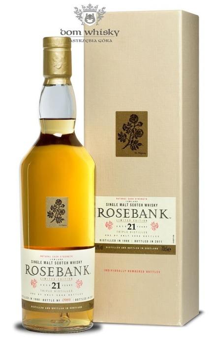 Rosebank 21-letni (D.1990, B.2011) / 53,8% / 0,7l