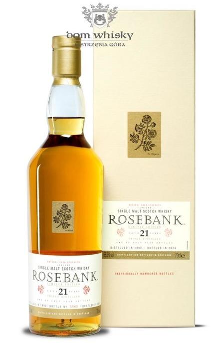 Rosebank 21-letni (D.1992, B.2014) / 55,3% / 0,7l