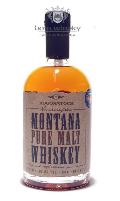 Roughstock Montana Pure Malt / 45% / 0,7l