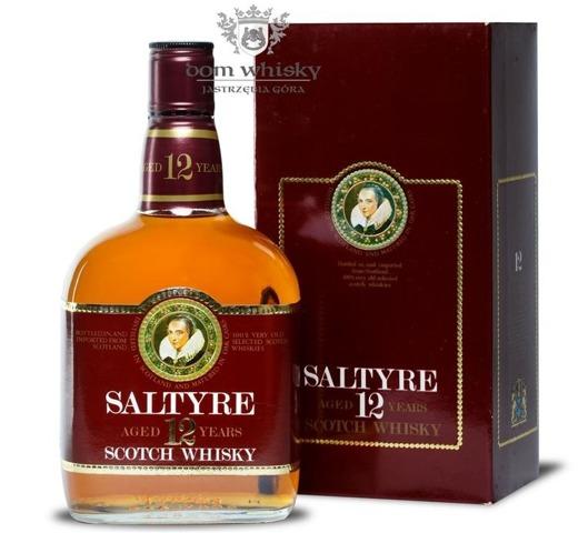 Saltyre 12-letni Blended Scotch Whisky / 40% / 0,75l