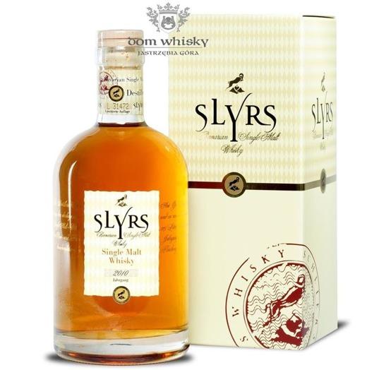 Slyrs Malt 2010 (Niemcy) / 43% / 0,7l