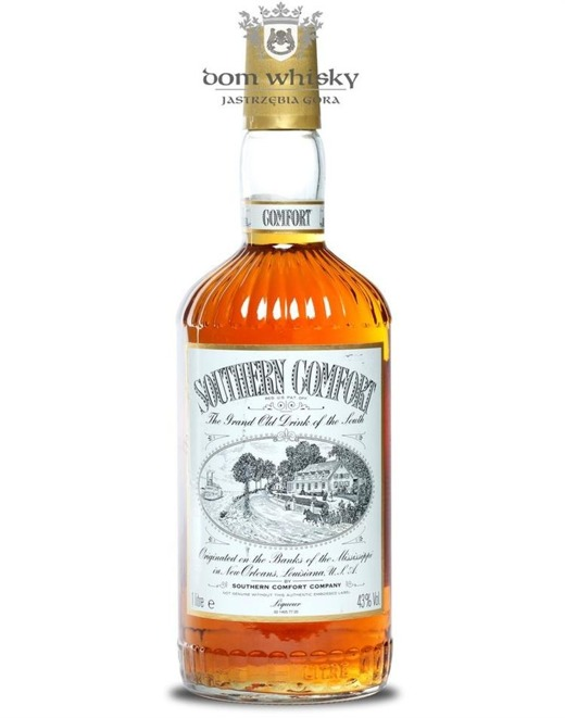 Southern Comfort / 43% / 1,0l