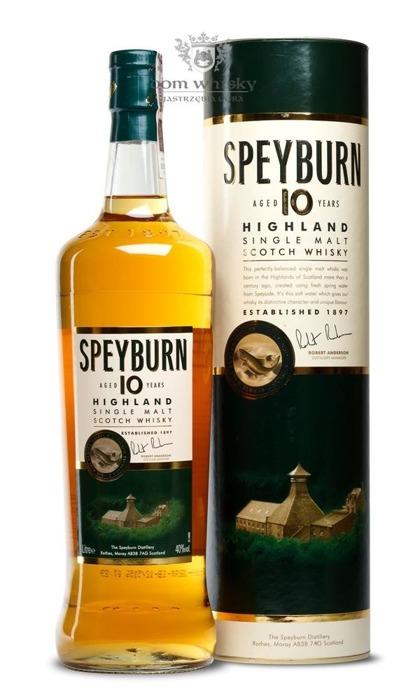 Speyburn 10 letni / 40% / 1,0l