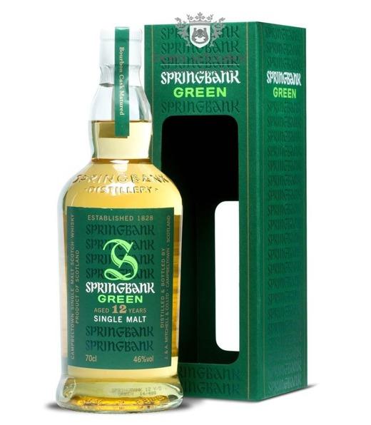 Springbank Green, 12-letni / 46% / 0,7l