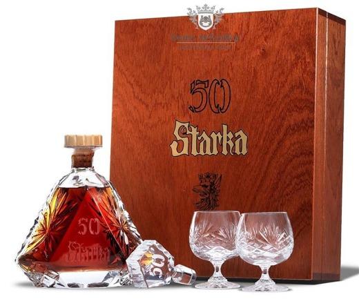 Starka 50 letni 2005 / 50% / 0,75l