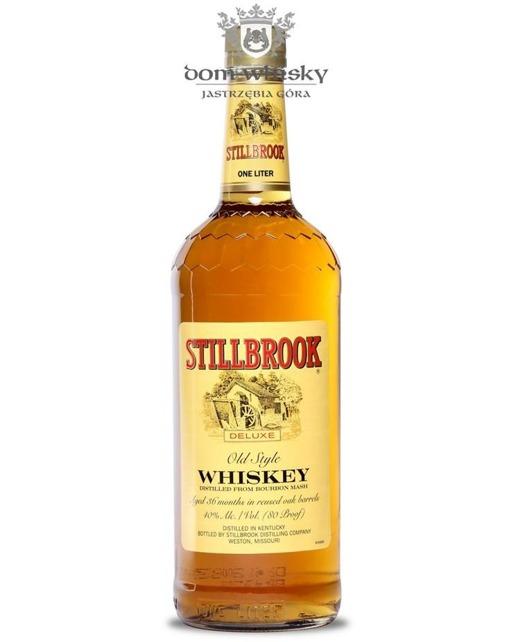 Stillbrook Deluxe Old Style Whiskey Bourbon Mash / 40% / 1,0l