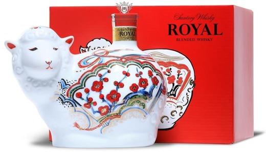 Suntory Royal Zodiac Sheep / 43%/ 0,6l