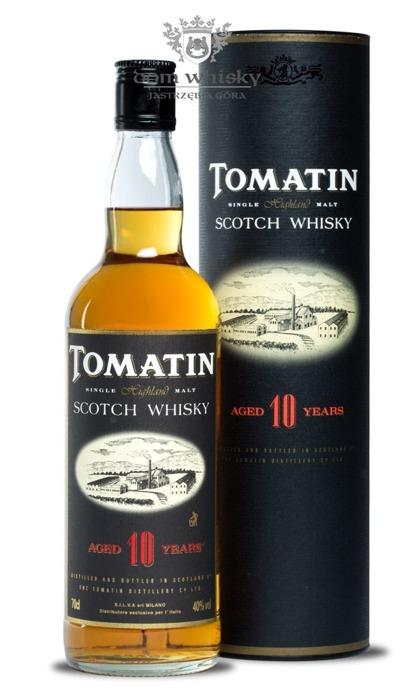 Tamatin 10 letni Bottled 2005 / 40% / 0,7l