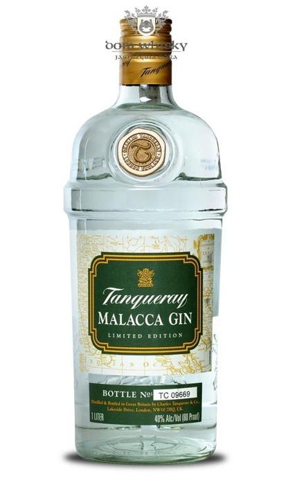 Tanqueray Malacca / 40% / 1,0l