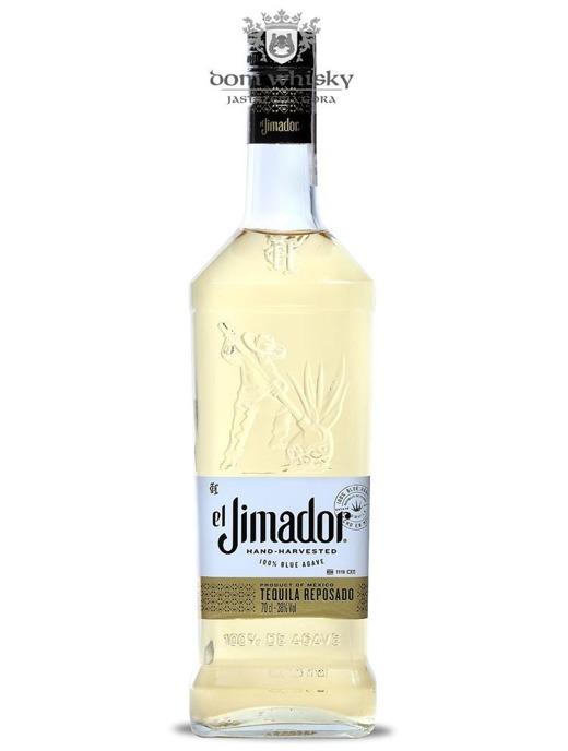Tequila El Jimador Reposado 100% Agave / 38% / 0,7l