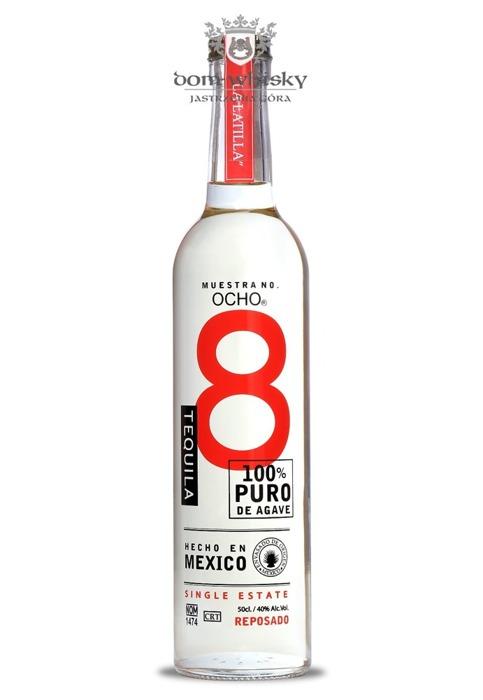 Tequila Ocho Reposado / 40% / 0,5l