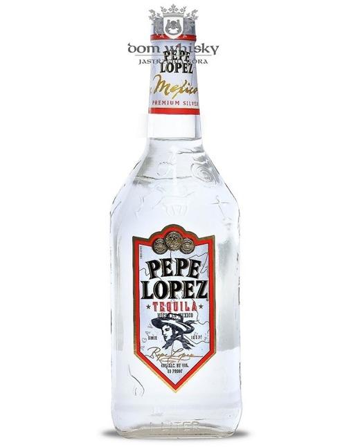 Tequila Pepe Lopez Premium Silver / 40% / 1,0l