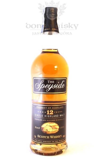 The Speyside 12 letni / 40% / 0,7 l