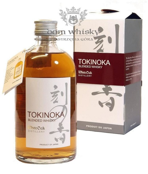 Tokinoka Blended Japan Whisky / 40% / 0,5l
