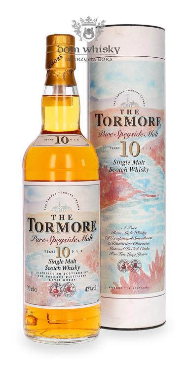 Tormore 10 letni / 43% / 0,7 l