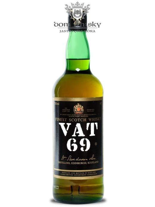 Vat 69 / 43% / 0,75l