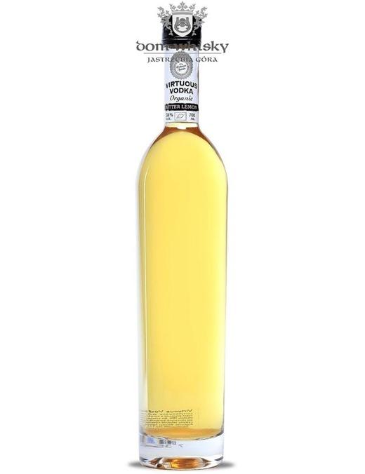 Virtuous Vodka Organic Bitter Lemon (Sweden) / 38% / 0,7l