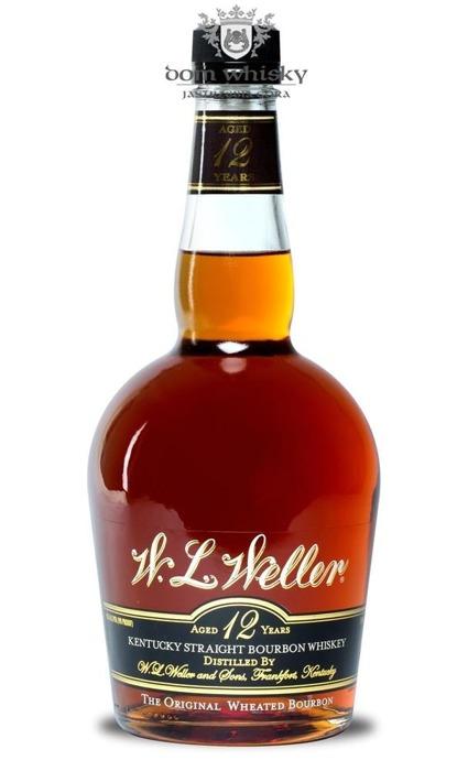 W. L. Weller 12 letni / 45% / 0,75l