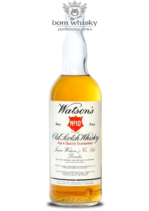 Watson's Very Fine Scotch Whisky / 40% / 0,75l
