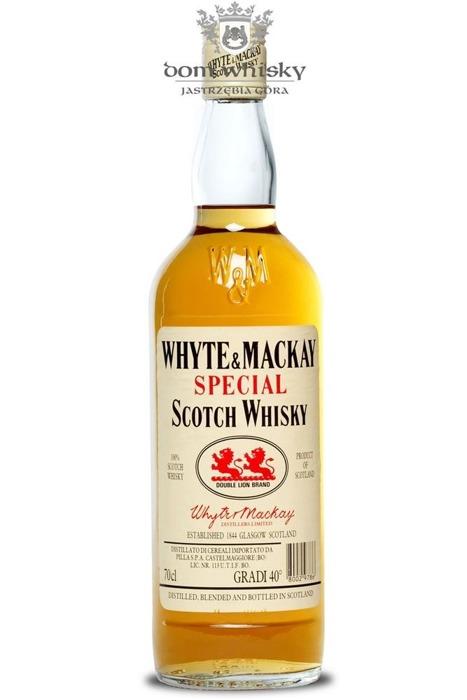 Whyte & Mackay Special Scotch Whisky / 40% / 0,7l