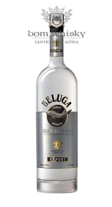 Wódka Beluga Noble / 40% / 1,0l