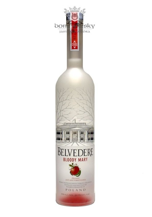 Wódka Belvedere Bloody Mary / 40% / 1,0l