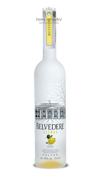 Wódka Belvedere Citrus / 40% / 0,7l