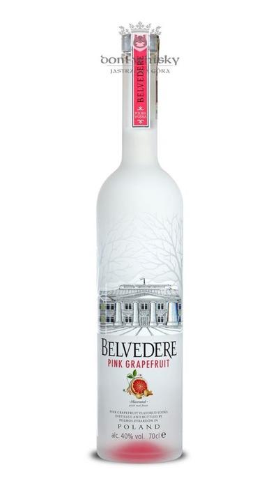 Wódka Belvedere Pink Grapefruit / 40% / 0,7l