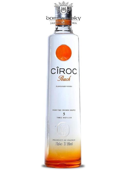 Wódka Ciroc Peach / 35% / 0,7l