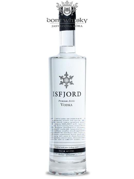 Wódka Isfjord Premium Arctic Vodca / 44% / 0,7l