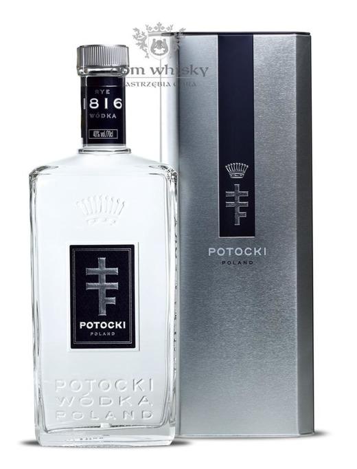 Wódka Potocki /puszka/ 40% 0,7l
