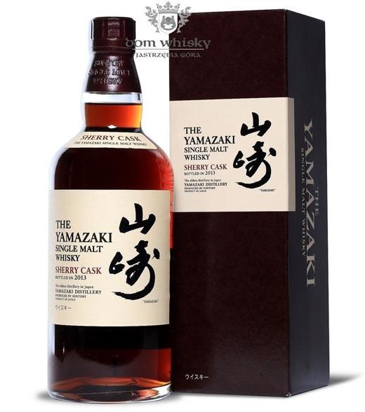 Yamazaki Sherry Cask 2013 / 48% / 0,7l