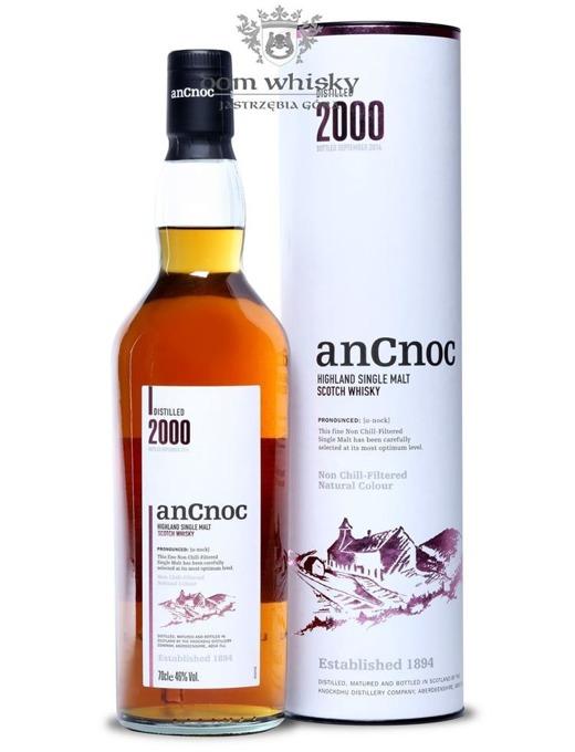 anCnoc 2000 (Bottled 2014) /46%/0,7l