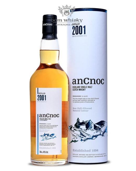 anCnoc 2001 (Bottled 2015) /46%/0,7l