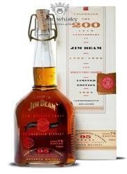 Jim Beam 200 Anniversary 1795 - 1995 / 47,5% / 0,75l